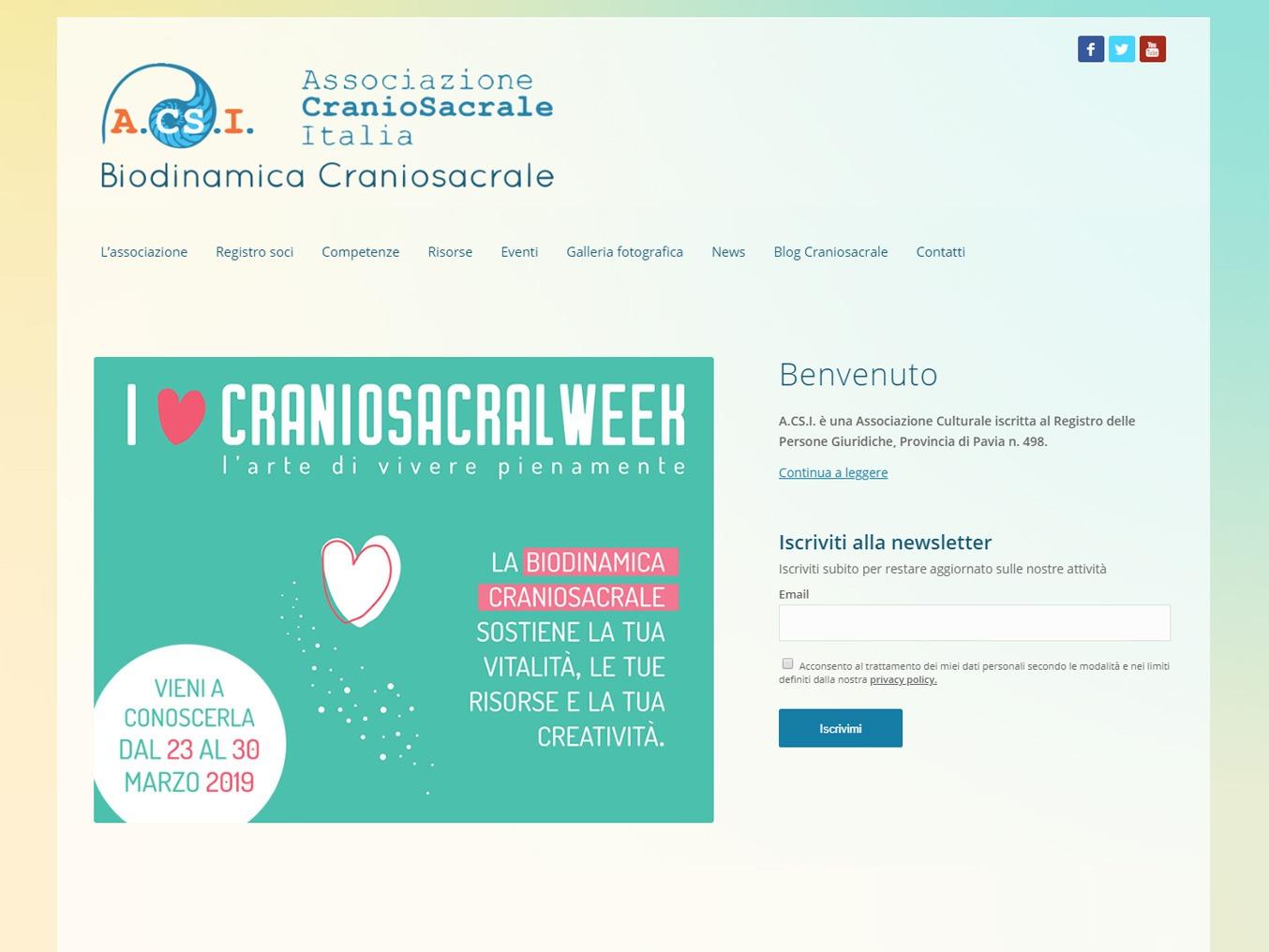 Associazione CranioSacrale Italiana
